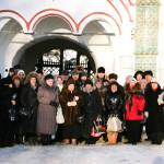 Состоялась паломническая поездка в Иосифо-Волоцкий монастырь