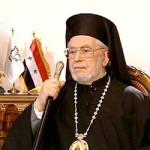 Похороны Блаженнейшего Патриарха Антиохийского Игнатия IV