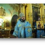 Божественная литургия 1-й седмицы Великого поста.