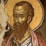 Пророк Божий Елисей