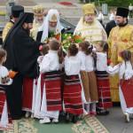 Патриарший визит в Молдову