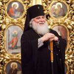 Слово Высокопреосвященного архиепископа Истринского Арсения после вечернего богослужения в праздник Воскресения Словущего