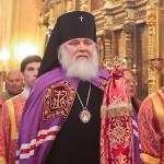 Литургия в престольный праздник Воскресения Словущего
