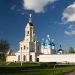 Наши паломничества: Серпуховской Высоцкий монастырь, Давидова пустынь