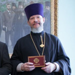 Настоятель удостоен степени доктора богословия