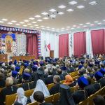 II Рождественские чтения Центрального викариатства