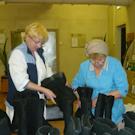 Наши волонтёры посетили болящих