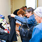 Изменение в работе нашего пункта приема-выдачи одежды