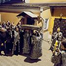 Служба погребения
