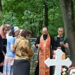 Наши паломники посетили Ваганьковское кладбище
