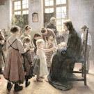 Занятия в воскресной группе для детей