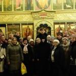 Рождественский монастырь и подворье Пюхтицкого монастыря