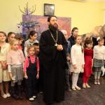 Рождественский концерт в воскресной школе нашего храма