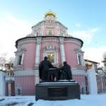 Богоявленский храм и Никольская улица