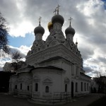 Храм святи́теля Никола́я в Пыжа́х