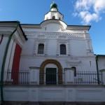Церковь Усекновения главы Иоанна Предтечи под Бором