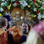 Принесение мощей святителя Николая