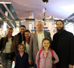 Дети в музее космонавтики