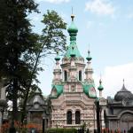 Церковь в честь преподобного Иоанна Лествичника