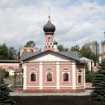 Церковь в честь святителя Тихона, Патриарха Всероссийского