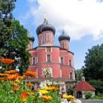 Экскурсия наших прихожан в Донской монастырь