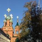 Софрино и Николо-Сольбинский монастырь