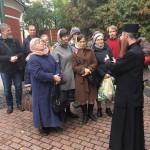 Настоятель подворья архимандрит Феоктист (Димитров)