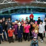 Экскурсия воскресной школы в Москвариум
