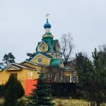Храм в Рыжево