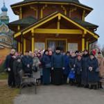 Паломничество в Егорьевск