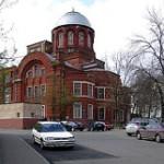 Храм вмч. Георгия в Грузинах