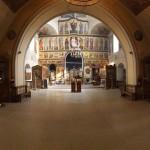 Храм святых бессребреников и чудотворцев Космы и Дамиана в Шубине