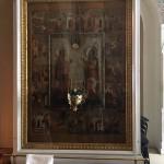 Чтимый храмовый образ святых Космы и Дамиана
