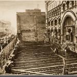 Подворье звенигородского Саввино-Сторожевского монастыря при переносе 1930 год