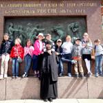 Экскурсия нашей воскресной школы