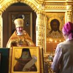 Богослужение Праздника «Двух Иустинов»