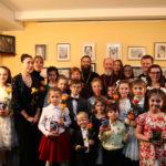 Музыкальный салон воскресной школы