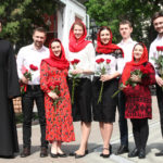 Пасхальный день Святых жён-мироносиц