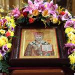 Рождество святителя Николая архиепископа Мир Ликийских