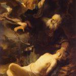 """Лекция Михаила Кукина """"Авраам и Исаак в изобразительной традиции"""""""