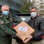 Наши подарки для миротворцев в Карабахе